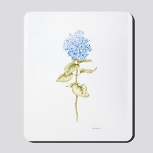 Hydrangea Mousepad