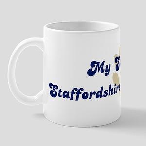 My Sister: Staffordshire Bull Mug