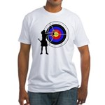 Archery3 Fitted T-Shirt