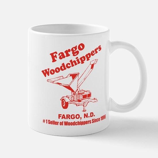 Fargowoodchippers Mugs
