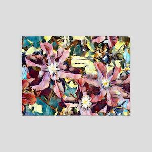 amazing Floral Dream 5'x7'Area Rug