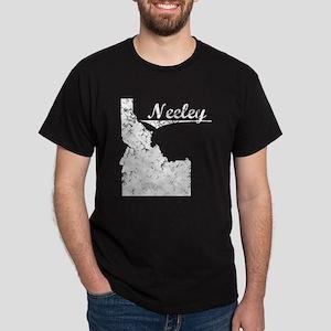Neeley, Idaho. Vintage Dark T-Shirt
