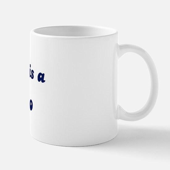 My Sister: Shih-Poo Mug