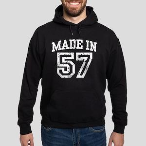 Made In 57 Hoodie (dark)
