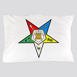 Eastern Star Pillow Case