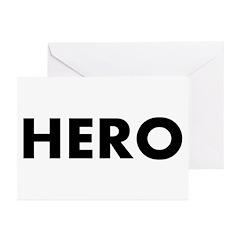 HERO - Greeting Cards (Pk of 10)