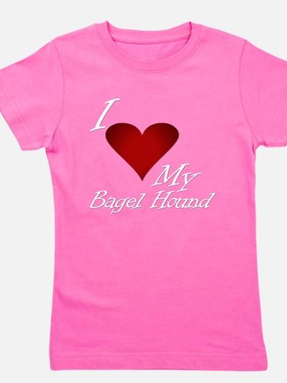 I Heart My Bagel T-Shirt