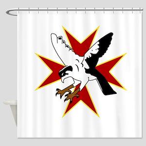 1435 Flight Shower Curtain