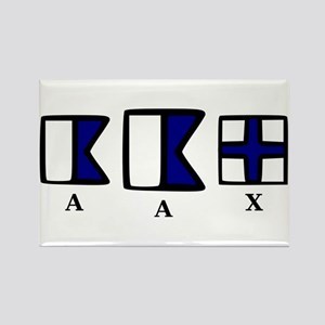 aAx Rectangle Magnet