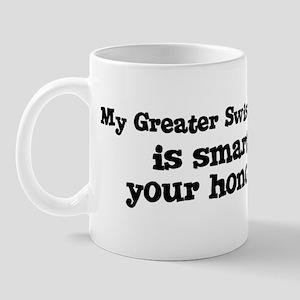 Honor Student: My Greater Swi Mug