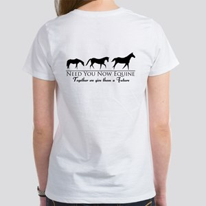 Need You Now Equine Womens T-Shirt