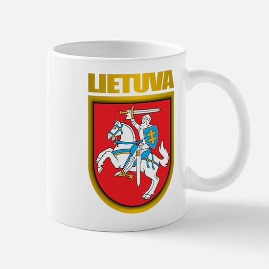 """""""Lithuania COA"""" Mug"""