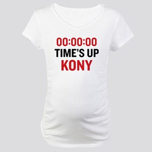Time's Up Maternity T-Shirt