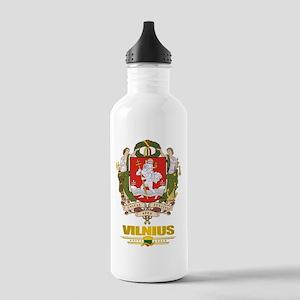 """""""Vilnius"""" Stainless Water Bottle 1.0L"""
