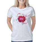 flower_10x10 Women's Classic T-Shirt