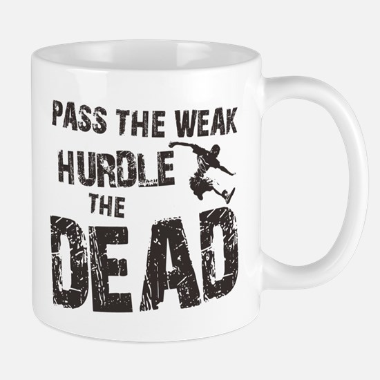 HURDLE THE DEAD Mug