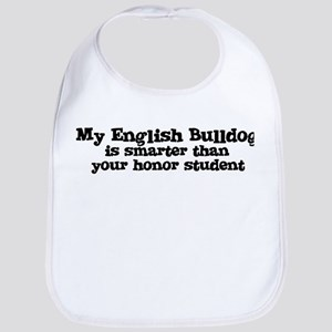 Honor Student: My English Bul Bib