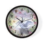 Good Morning World Wall Clock
