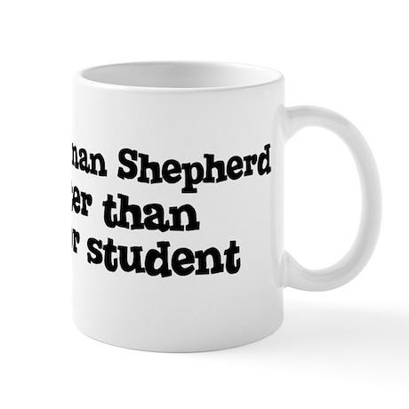 Honor Student: My White Germa Mug