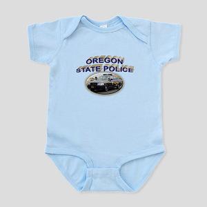 Oregon State Police Infant Bodysuit