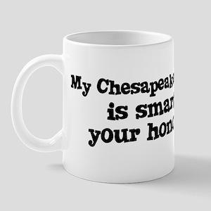 Honor Student: My Chesapeake  Mug