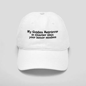 Honor Student: My Golden Retr Cap
