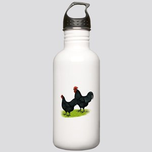 Australorp Chickens Stainless Water Bottle 1.0L