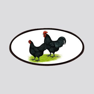 Australorp Chickens Patches