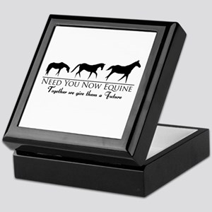 Need You Now Equine Keepsake Box