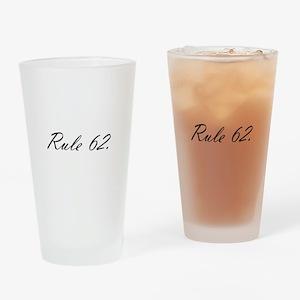 E Drinking Glass