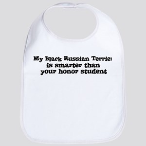 Honor Student: My Black Russi Bib