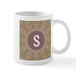 Prairie Promises Monogram Mug