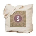 Prairie Promises Monogram Tote Bag