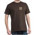 Prairie Promises Monogram Dark T-Shirt