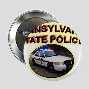 "Pennsylvania State Police 2.25"" Button"