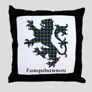 Lion - Farquharson Throw Pillow