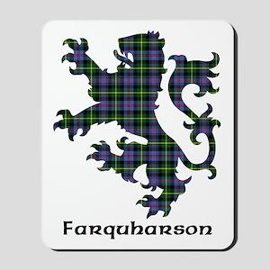 Lion - Farquharson Mousepad