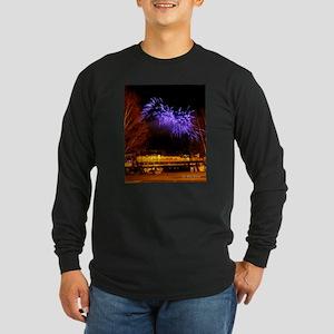 Alaska Railroad #02 Long Sleeve Dark T-Shirt