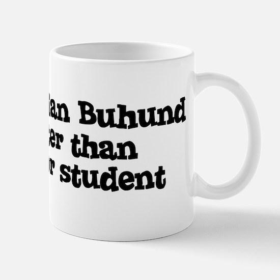 Honor Student: My Norwegian B Mug