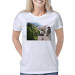 Crucifixion Walk Women's Classic T-Shirt