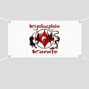 Kyokushin Karate Products Banner
