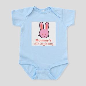 Mommy's Snuggle Bunny (Girl) Infant Bodysuit
