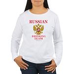 RussianDrinkingTeam Long Sleeve T-Shirt
