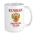 RussianDrinkingTeam Mugs