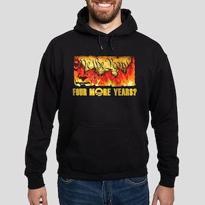 Four More Years? Hoodie (dark)