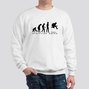 Evolution Rocks Sweatshirt