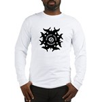 West Coast Tribal Tattoo Long T-Shirt