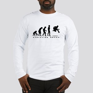 Evolution Rocks Long Sleeve T-Shirt