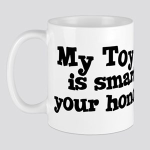 Honor Student: My Toy Spaniel Mug
