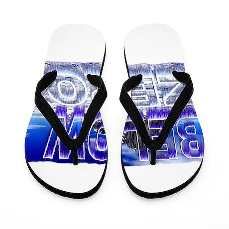 below zero Flip Flops
